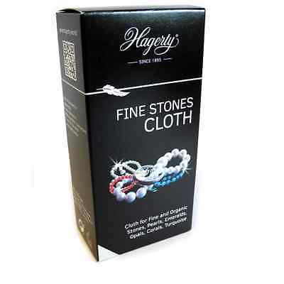 Hagerty Fine Stones Cloth for Pearls Emeralds Opals Corals Turquoise - SH702A