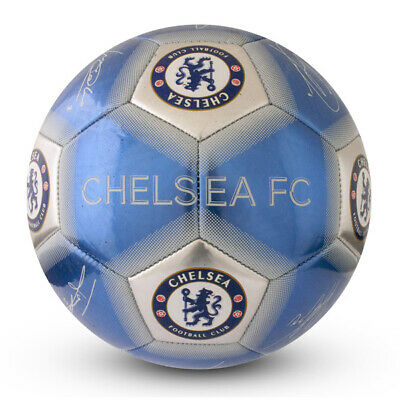 Official Chelsea Fc Signature Football Adult Size 5 New Xmas Christmas Gift