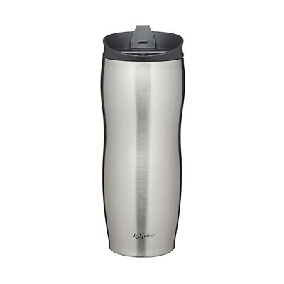 Unbreakable. KITCHENCRAFT Jury Double Wall Stainless Steel 1 Litre Vacuum Flask