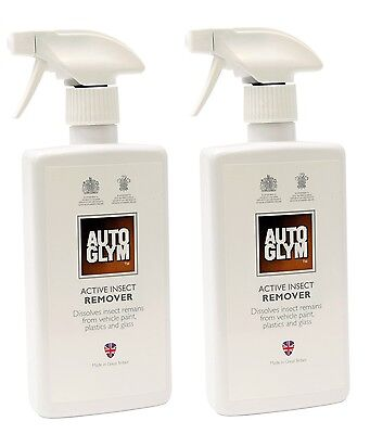 Autoglym Active Insect Remover 1L (2x500ml)