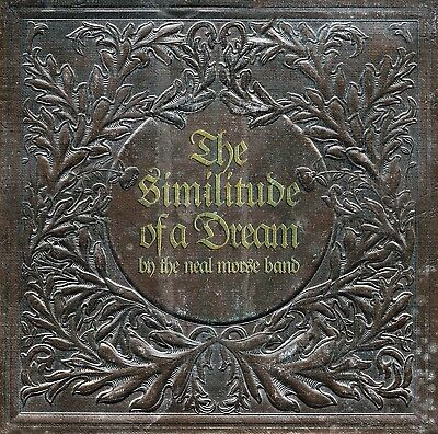 The Neal Morse Band - The Similitude Of A Dream (Deluxe)  2 Cd+Dvd Neuf