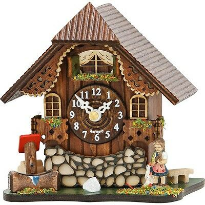 Cuckoo Clock Kuckulino Quartz-movement Chalet-Style