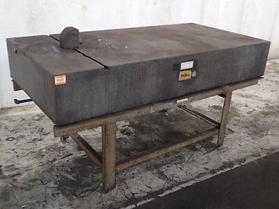 Doall   Granite Surface Plate W/ Stand  36'' X 72'' X 12'' Table 0515168024