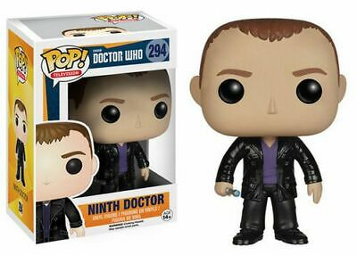 Doctor Who 9Th Dottore Pop!