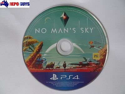 PS4 No Mens Sky For PlayStation 4 ps4 Game -  Disc Only
