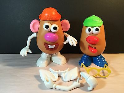 Mr. Potato Head With Accessories Mixed Lot Collectible Gift