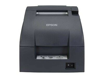 NEW Epson TM-U220B EDG Ethernet LAN Receipt Printer + Auto Cutter (C31C514767)