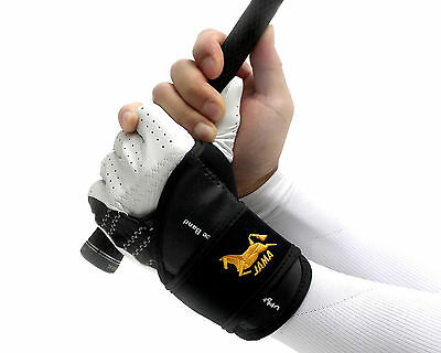 Golf Swing Cocking Trainer Protect Wrist Brace Band Orbit Training Guide Aids