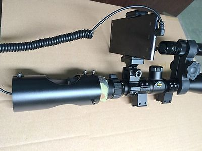 DIY Night Vision Scope Rifle Scope Add On Device for Android Mobile Phone