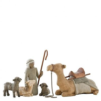 Willow Tree, Susan Lordi, 26105, Shepherd and Stable Animals, Krippe,Weihnachten
