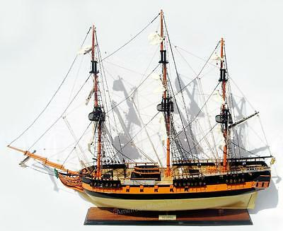 "HMS Surprise Ship Model 38"" - Handcrafted Wooden Model Ship NEW"