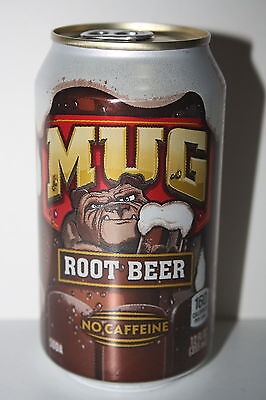 12 x USA MUG Root Beer 355ml cans