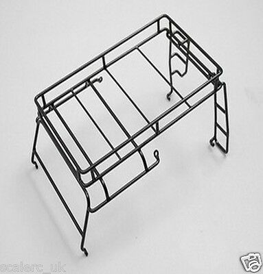 1/10 Land Rover Defender D90 Roof Rack Rock Crawler Luggage Tray Set