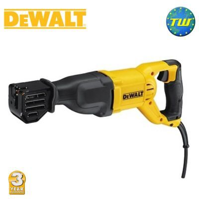 DeWalt DWE305PK 110V 1100W Heavy Duty Reciprocating Recip Saw with Carry Case