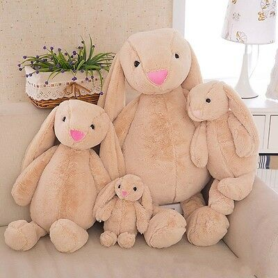Kids Plush Toys Creative Doll Bunny Soft Baby Rabbit Cute Girls Birthday Gifts