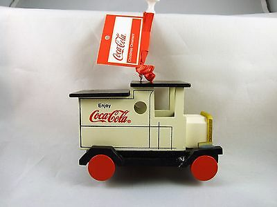Christmas Ornament Coca Cola Truck Ornament