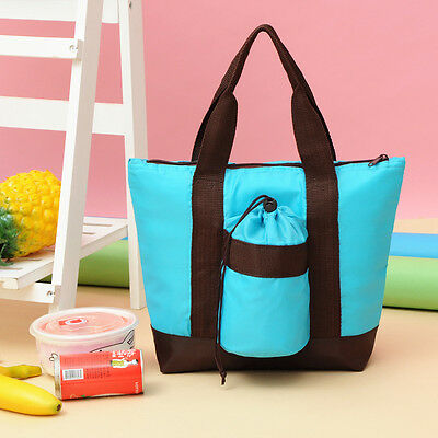 Insulated Waterproof Large Insulation Cool Bag Lunch Cooler Picnic Nursing Bag