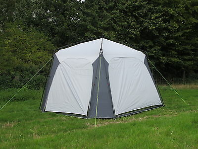 Kampa Ready Tent / Gazebo - Easy up & Complete With Sides - SALE RRP £210 -