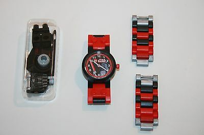 Lego Star Wars Darth Vader- Buildable Watch