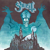 Ghost - Opus Eponymous NEW LP