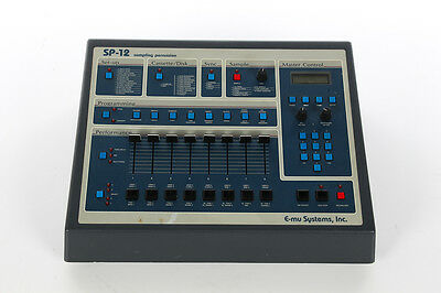 E-Mu Systems SP-12 Turbo Sampleing Drum Machine