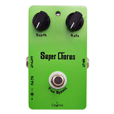 Caline CP-13 Super Chorus Guitar Effects Pedal