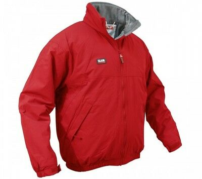 Slam Winter Sailing Jacket New Red
