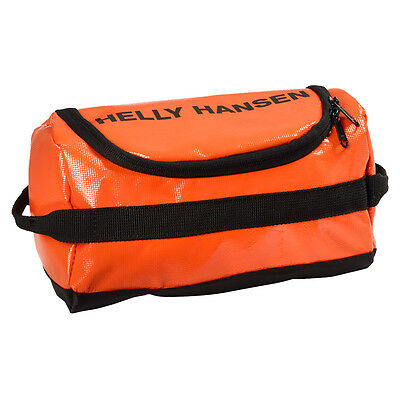 Helly Hansen Classic Wash Bag Spray Orange