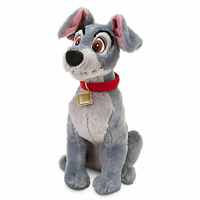 "Disney Store Lady & the Tramp - Tramp 16"" Plush Soft Toy"