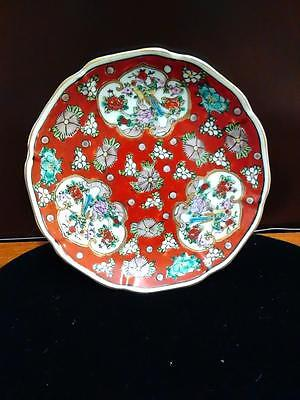 Magnificently Designed Hand Decorated Japanese Imari Plates(3)-Plz Make 1Offer!