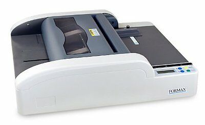 Formax FD 180 Automatic Tabletop Booklet Maker / Booklet Stapling Machine from