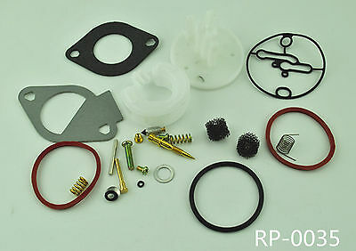 Carburetor Rebuild Kit  Overhaul For Briggs & Stratton Nikki Carbs 796184  RP-35