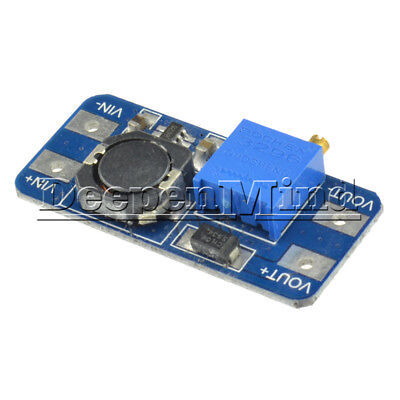 MT3608 DC-DC 2A MAX Step Up Power Apply Module Booster Power Module 2V-24V