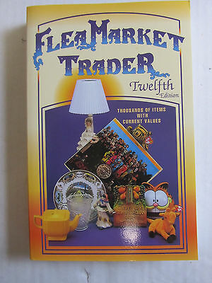 Flea Market Trader 1999 12th Edition Paperback