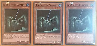Playset 3 X Ldk2-Enk17 King Of The Swamp 1St Ed Mint