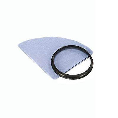 Shop-Vac Vacuum Dry Filter/Bag, 3Pk Office Disc Reusable Mounting Ring Cleaning