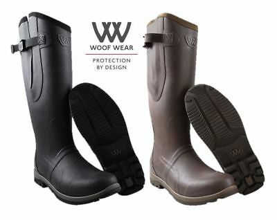 Woof Wear Riding Welly Wellington Boots