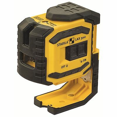 Stabila CROSS LINE LASER LEVEL 30-250m Dust and Water Protection German Brand