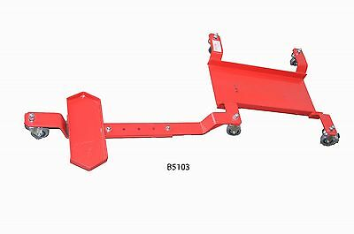 Motorcycle Dolly, Motor Bike Stand  Vehicle Positioning  Dolly New (B1503)