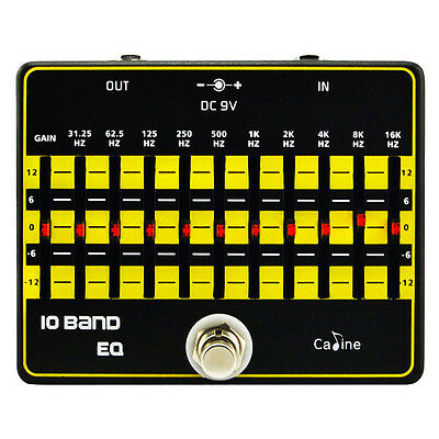 Caline CP-24 10 Band EQ Pedal