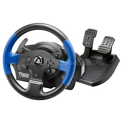 Volante Thrustmaster T150 Rs Force Feedback Pc Ps3 Ps4