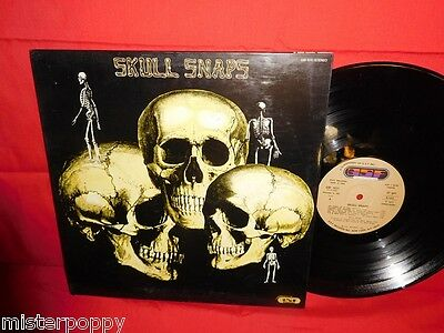 "SKULL SNAPS LP 1973 ITALY MINT- Monster Funk massive breaks of ""It's a new day"""
