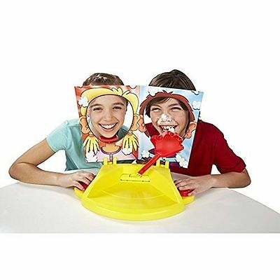 2016 New Pie Face Showdown Game Dual Challenge Second Generation Child's Gift
