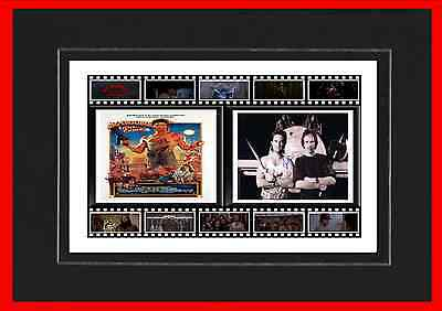 Big Trouble In Little China Movie Mounted Display