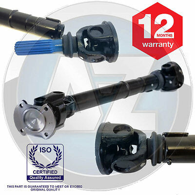Land Rover Discovery 2 Front Propshaft Double Cardan TD5 V8 TVB000100 TVB000110