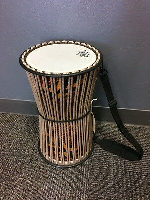 "Remo Talking Drum 16""x8"" New Francis Awe Signature Series"