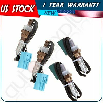 2pcs Upstream//Pre O2 02 Oxygen Sensor for 05-06 Nissan 350Z 3.5L V6 New L+R