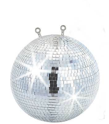 Mirror globe with Security slot 40cm Disco ball - Mirrorball Safety 40cm