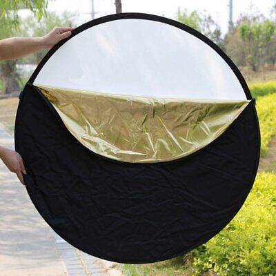 "Godox Photography 5in1 43"" 110cm Collapsible Round Multi Disc Light Reflector"