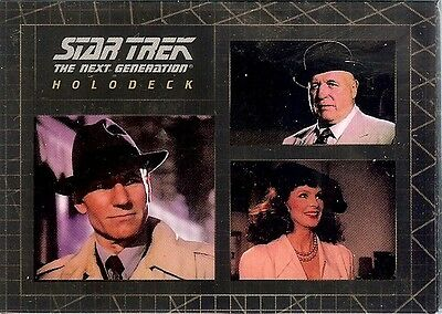 Star Trek TNG Complete Serie 2 : Best of Holodeck (9 Cards)